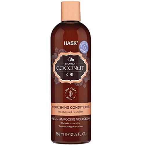 HASK Coconut Oil, Acondicionador de pelo - 355 ml