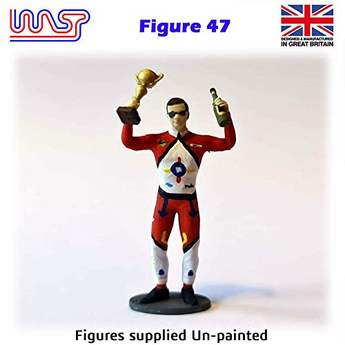 Trackside Figure Scenery Display No 47 New 1:32 Scale WASP