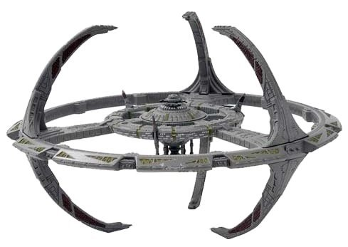 Star Trek: The Official Starships Collection - Deep Space Nine (Special) by Eaglemoss