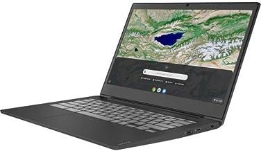 "Lenovo Chromebook S340-14 Touch 81V30000US 14"" Touchscreen Chromebook - 1920 x 1080 - Celeron N4000-4 GB RAM - 32 GB Flash Memory - Onyx Black - Chrome OS - Intel UHD Graphics 600-1 Megapixel"
