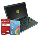 Dell Latitude E6540 | 15,6 Zoll Full HD Notebook | Intel Core i5-4210M@ 2,6 GHz | 16GB | 256GB SSD | DVD-Brenner | Radeon Grafikkarte | Windows 10 Pro | BullGuard | SoftMaker Office (Generalüberholt)