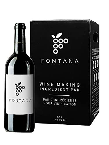 Fontana Wine Brewing Kit