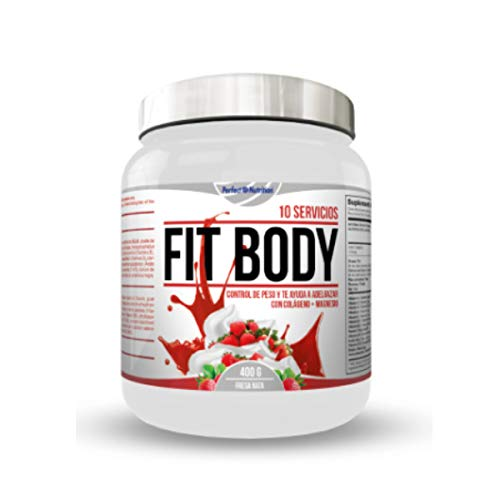 Perfect nutrition Fit Body, Chocolate - 400 gr