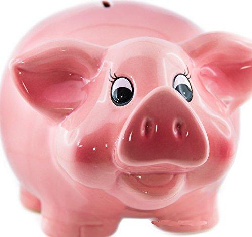 """XXL Sparschwein Piggy Pink \""""schönes Design\"""""""