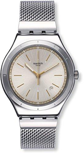Watch Swatch Irony Big YWS419GA MESH-UP L
