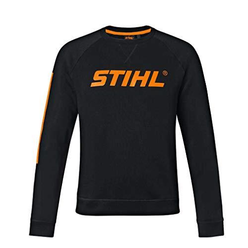 Stihl Sweat Shirt schwarz neue Kollektion alle Größen (XXL)