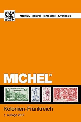 MICHEL-Kolonien Frankreich