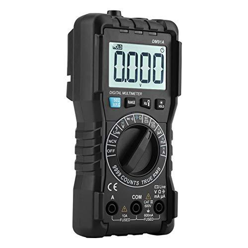 Probador de voltaje, multímetro, conversión de frecuencia VFC, gran capacitancia profesional para medición de frecuencia eléctrica