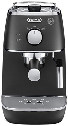 De'Longhi ECI 341.BK DISTINTA espressomachine met cappuccino-opschuimplaat
