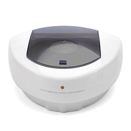 SunshineFace 500ml automático desinfectante dispensador de jabón sensor manos libres sin contacto montado en la pared