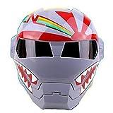 Casque De Moto, Équitation Harley Plein Casque Ouvert Casque Courir Casque, pour Street Fighter Casque Sport Cyclisme sur Piste,Shark,M