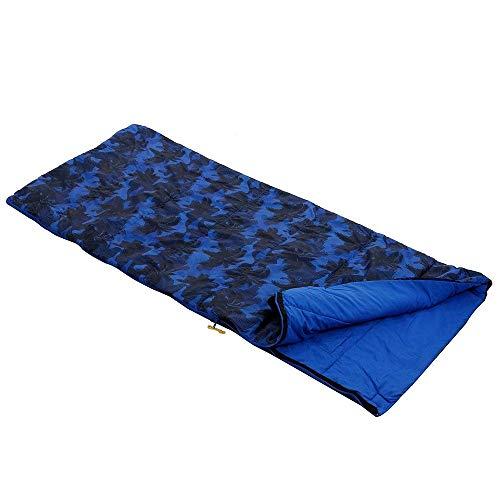Regatta Great Outdoors - Saco de dormir infantil Maui 2 Season para niños (Tamaño Único) (Azul Oxford/Estampado)