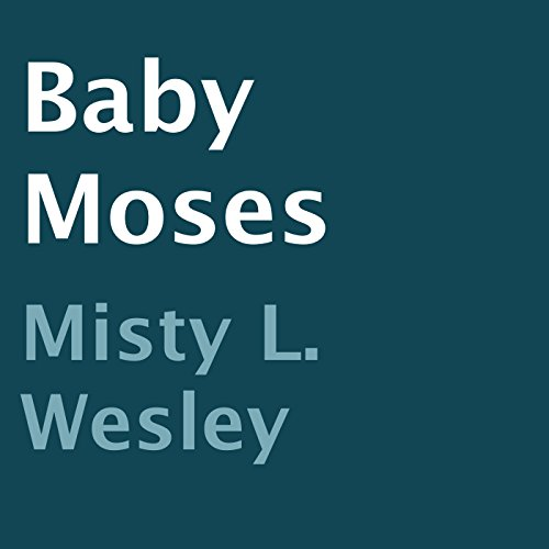 Baby Moses audiobook cover art