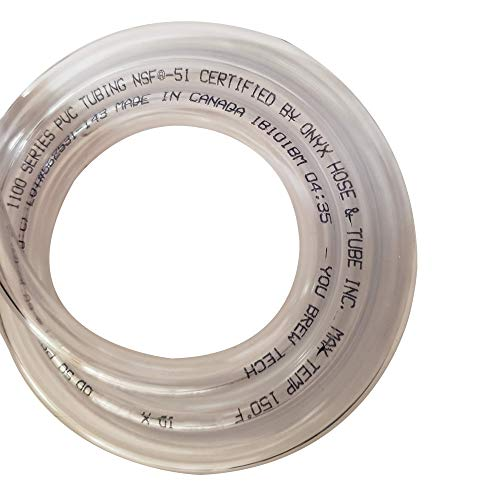 """Regular 5/16"""" Auto Siphon with 8 feet of Tubing, clear, 1 piece"""