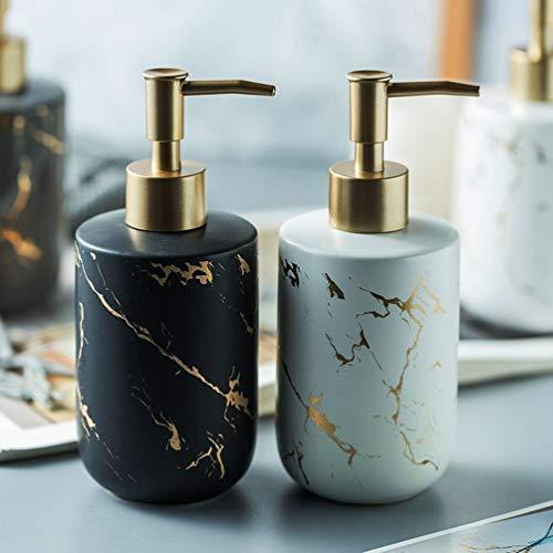 Lvloo Premium navulbare vloeibare handreiniger voor keukenbladen in de badkamer, ideaal voor essentiële oliën, lotions, vloeibare zeep