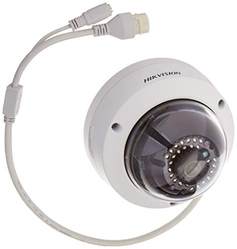 Hikvision DS-2CD2132F-I 3MP HD Outdoor Day & Night Vandal-Proof IP...