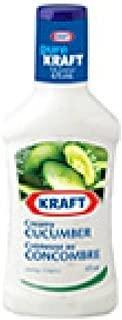 Best kraft creamy cucumber salad dressing Reviews