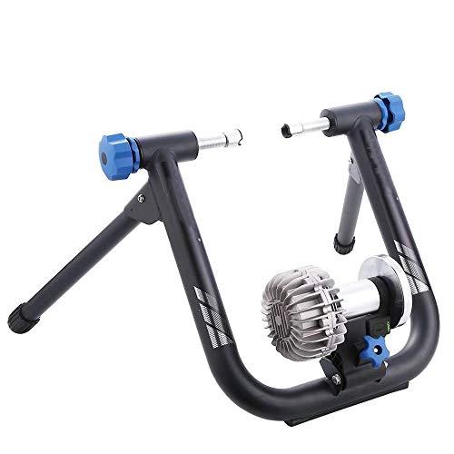 Rodillo Magnético Fluid Trainer bicicletas soporte interior Ejercicio Punto de sujeción del...