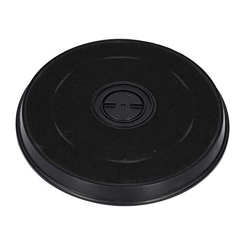LUTH Premium Profi Onderdelen Activated carbon filter Filter Afzuigkap type E233 rond 233mm voor AEG Electrolux 9029793594 Bosch Siemens 10025513 Indesit Whirlpool 482000032281