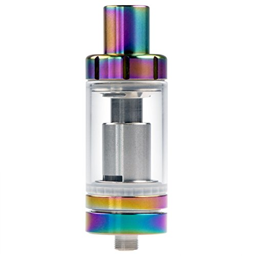 Eleaf Melo 3 Clearomizer 4 ml, Durchmesser 22 mm, Riccardo Verdampfer für e-Zigarette, dazzling