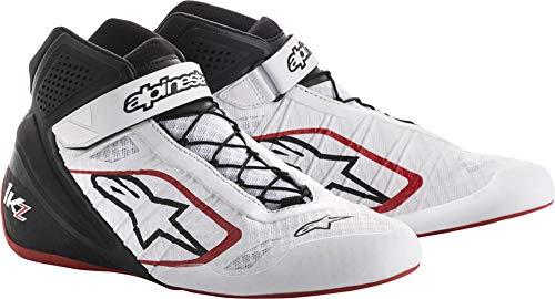 Alpinestars Tech 1-KZ Karting Shoes (Size: 11, Red/Black)