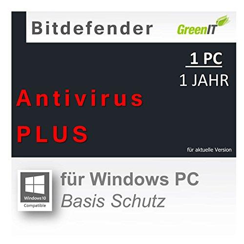Bitdefender Antivirus PLUS 2016 1 USER 1 YEAR |OEM|PKC|EFS|ML