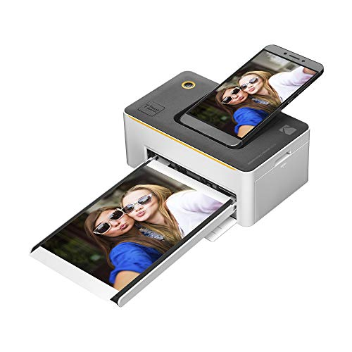 "Kodak Dock Premium 4x6"" Portable Instant Photo Printer, Bluetooth Edition 