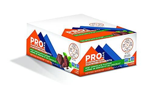 PROBAR - Base Protein Bar, Non-GMO, Gluten-Free,...