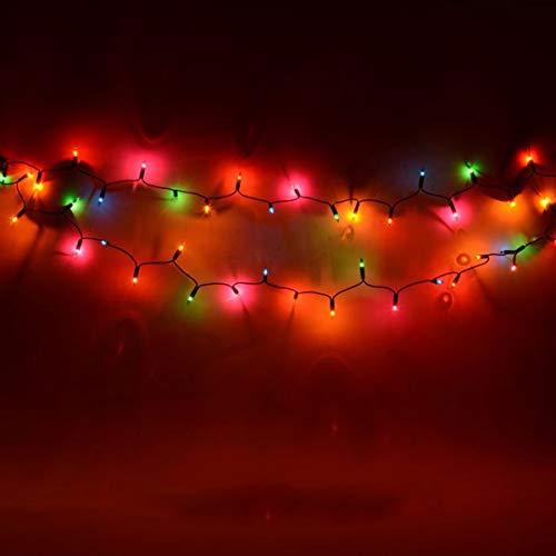 The Christmas Workshop 100 Shadeless Fairy Lights
