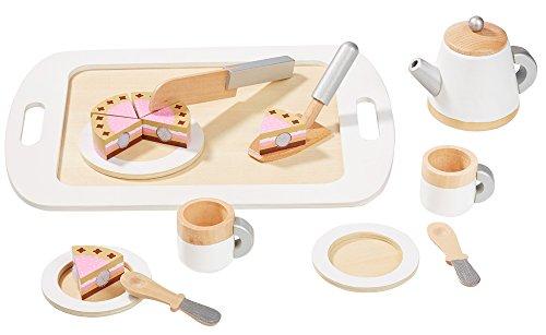 Howa Kaffeeservice / Teeservice für Kinder aus Holz 4883