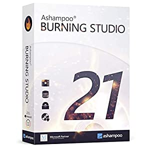 Burning Studio 21 for Windows 10 / 8.1 / 7 – burn and copy your videos, photos, music to CD, DVD & Blu-ray – additional functions – create covers, inlays, disk labels