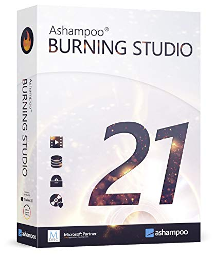 Burning Studio 21 for Windows 10...