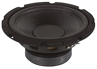 HQ Power VDSSP6.5/8 Subwoofer for Speaker - Black by Velleman