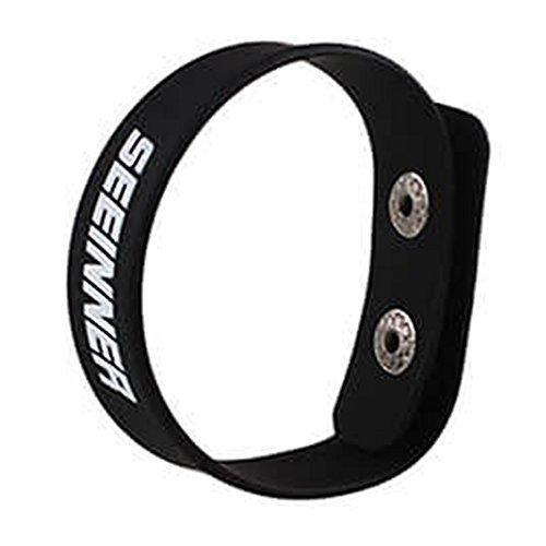 シリコンリング メンズ ブレスレット シリコン もっこり アクセサリー 水着 競パン マッチョ トレーニング メンズ専用 マッチョ トレーニング GT-LINE (Black)