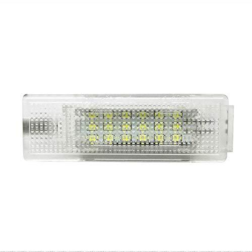 1x 18 SMD LED MODUL Kofferraumbeleuchtung 6000K WEIß (V-030604)