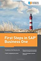 First Steps in SAP Business One Front Cover