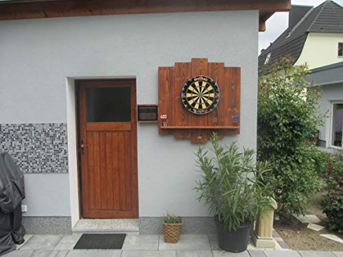WDS Darts Sports Holz Surround, Outdoor - 2