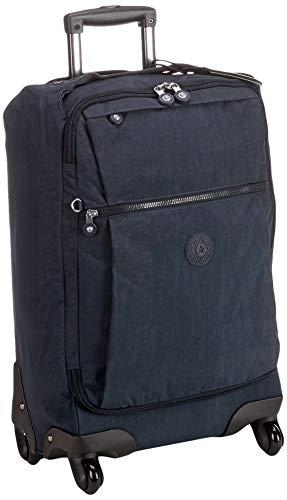 Kipling Darcey Hand Luggage, 55 cm, 30 liters, Blue (Blue Bleu)