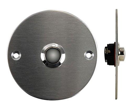 Velleman DBB4 Klingeltaster aus rostfreiem Stahl - NO