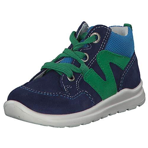 Superfit Baby Jungen Mel Sneaker, Blau (Blau/Blau 81), 20 EU