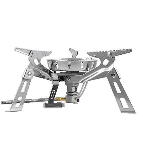 CPH20 Stainless Steel Lightweight Stove Camping Stove Solidified Stove Portable Outdoor Cooking Burner For Picnic BBQ