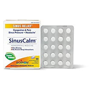 Targets sinus pain with a stuffy or runny nose. Non-drowsy and won't mask symptoms of a more serious condition Homeopathic multi-symptom sinus Relief medicine, non-habit forming and no risk of a rebound effect Slightly sweet pellets melt under the to...