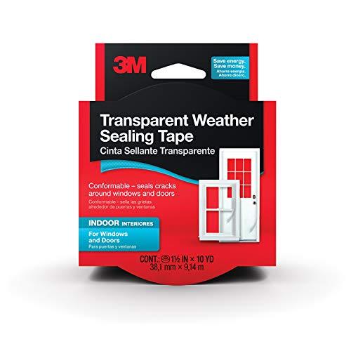 Burlete Transparente marca 3M