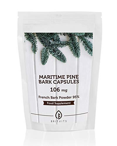 Maritime Pine Bark Extract 100mgx 120 Capsules