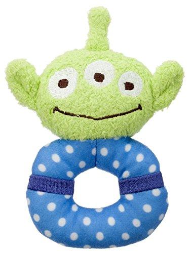 Takara Tomy Art's First Time Friends Anneau hochet Disney Alien Toy Story