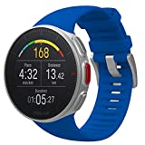 POLAR VANTAGE V – Premium GPS Multisport Watch for Multisport & Triathlon Training (Heart Rate Monitor, Running Power, Waterproof), Standard Edition, Black