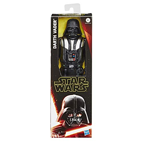 Star Wars - Figura de acción de Darth Vader (Hasbro E4049ES0)