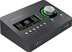 Universal Audio Arrow Thunderbolt 3 Audio Interface from Universal Audio, Inc.