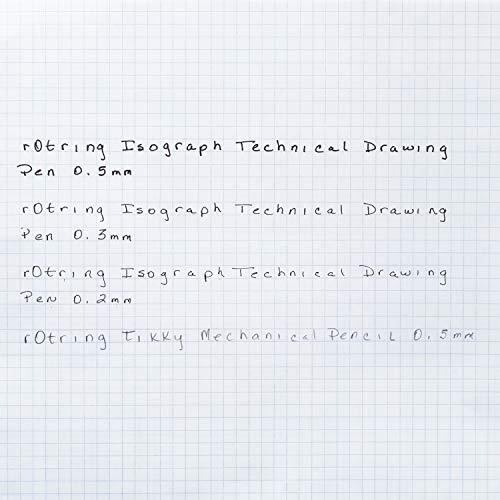 Rotring(ロットリング)『イソグラフセット(S0699370)』