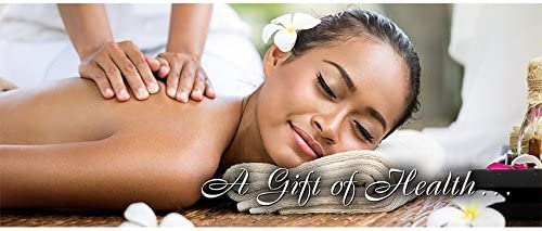 Massage Chiropractic Gift 25-Pack Super Translated popular specialty store Certificates Pictorial